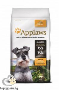 Applaws - Senior All Breeds суха храна за кучета над 7 години, подходяща за всички породи, 2 кг. с пилешко