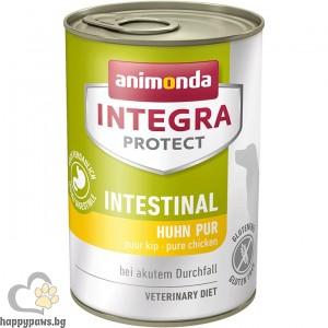 Integra - PROTECT Intestinal диета за кучета при разстройтво, 400 гр.