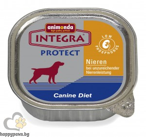 Integra - Protect Renal консервирана храна за кучета с бъбречна недостатъчност, 150 гр.