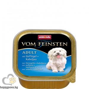 Von Feinsten - Adult пастет за израснали кучета, 150 гр. различни вкусове