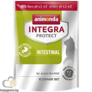 Integra Protect - Intestinal суха храна за котки при повръщане и разстройство, 300 гр.