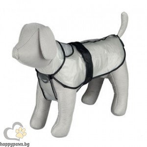 TRIXIE - Дъждобран за куче със светлоотразителни мотиви