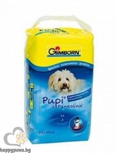 Gimborn - Pupi кучешки пелени различни размери, 10 бр.