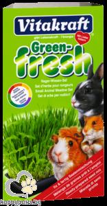 Vitakraft - Green Fresh Свежа трева за гризачи, 120 гр.