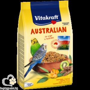 Vitakraft - Australian Храна за вълнисти папагали, 800 гр