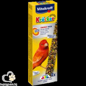 Vitakraft - Крекер за канарчета за енергия, 2 бр.