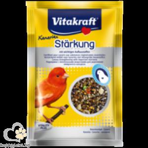Vitakraft - Perlen Витаминозни перли за общо укрепване за птици канарчета, 30 гр.
