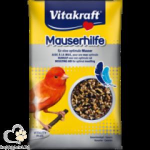 Vitakraft - Perlen Витаминозни перли за оперение за птици канарчета, 20 гр.