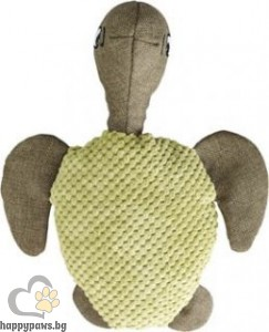 Gimborn - Играчки за кучета костенурка, пищяща 30 см.