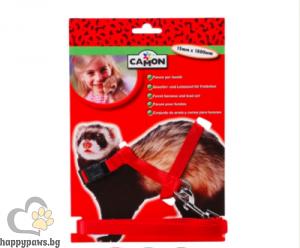 Camon - Комплект нагръдник и повод за порче