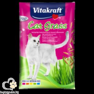 Vitakraft - Cat Grass Семена за котешка трева, 50 гр.