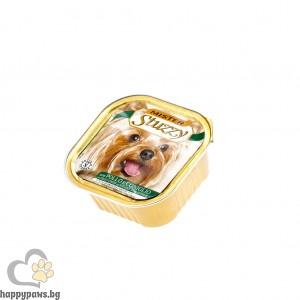 Stuzzy - Mister Puppy пастет за кученца до 12 месеца, с вкус на пиле, 150 гр.