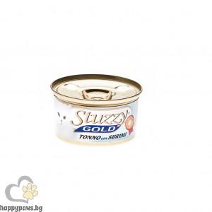Stuzzy - Gold консервирана храна за котета над 12 месеца, 85 гр. различни вкусове