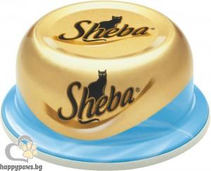 Sheba - консервирана храна за котета над 12 месеца, 85 гр. различни вкусове