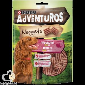 Purina - Adventuros Strips лакомство за кучета над 12 месеца, различни вкусове, 90 гр.