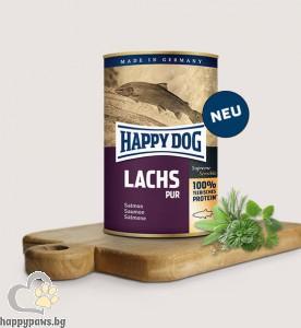 Happy Dog - Pur консервирана храна за кучета над 12 месеца , 200 гр. различни вкусове