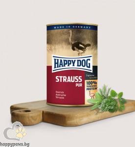 Happy Dog - Pur консервирана храна за кучета над 12 месеца, 400 гр. различни вкусове