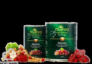 Nuevo - Dog Adult консервирана храна за кучета над 12 месеца, 800 гр. различни вкусове