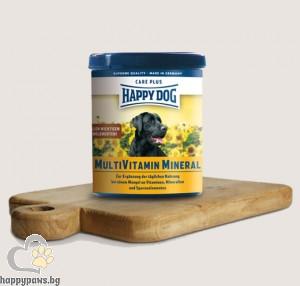 Happy Dog - Multivitamin Mineral витамини и минерали за кучета, 400 гр.
