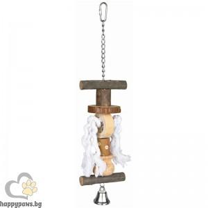 TRIXIE - Натура с въже и камбанка