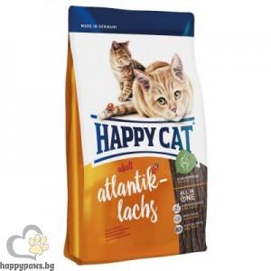 Happy Cat - Adult суха храна за котки над 12 месеца, 1.4 кг. различни вкусове