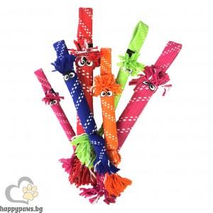 Rogz - Scrubz играчка от въже, различни размери и цветове