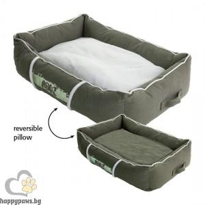 Rogz - Lounge Podz меко легло с двулицева възглавница различни цветове и размери