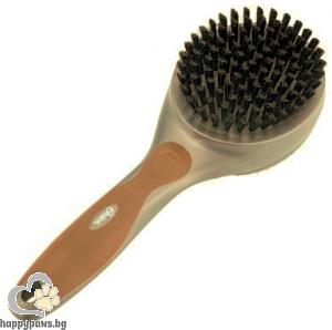 Oster - Premium Bristle Brush четка за късокосмести кучета и котки, различна големина