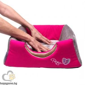 Rogz - Igloo Podz меко котешко иглу-легло, 41 х 41 х 30 см., различни цветове