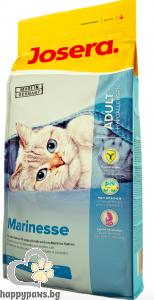 Josera - Marinesse суха хипоалергенна храна за израснали котки със сьомга, 10 кг.