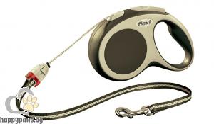 Flexi - Vario М автоматичен повод за куче до 20 кг. различни цветове, въже 8 метра