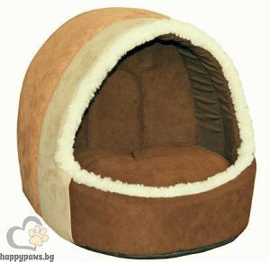 Kerbl - Snugly Cave Amy легло за котки, 35 x 33 x 32 см
