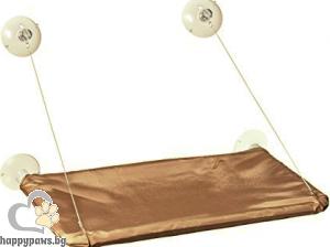 Oster - Sunny Seat Cat Window Bed легло за прозорец за котка, 55/34 см