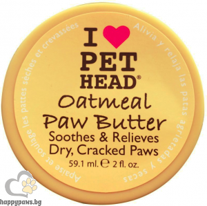 I Love Pet Head - Paw Butter Oatmeal Маз за лапи и нос, 59.1 мл.
