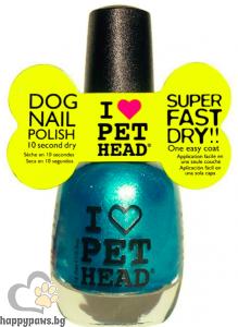 I Love Pet Head - Mommy & Me Nail Polish Лак за нокти за кучета, различни цветове, 14.7 мл.