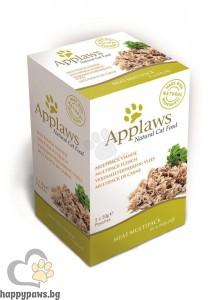 Applaws - Pouch multipack in Jelly мултипак селекция паучове в желе за котки, 5 х 50 гр. различни вкусове