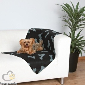 TRIXIE - Мебелна постелка, Бени - черно