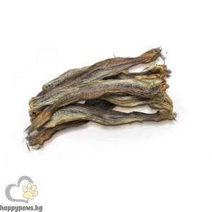 Essential Foods - Iseland Fish Delights сушена риба от бреговете на Исландия, 150 гр., 7 бр.