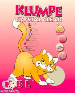 Klumpe - Natural Силиконова котешка тоалетна, 3.8 л.