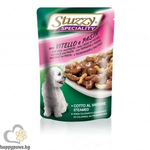 Stuzzy - Dog Speciality пауч за кучета над 12 месеца, 100 гр. различни вкусове