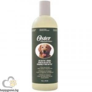 Oster - Aloe Tear Free Shampoo разреждащ се шампоан за кучета, без сълзи, с алое вера 473 мл.