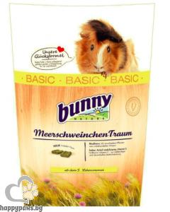 Bunny - Basic пълноценна храна за морски свинчета след 5 месечна възраст