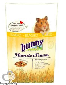 Bunny - Hamster expert пълноценна храна за хамстер, 500 гр.