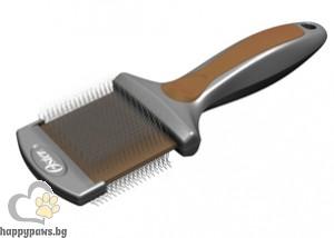 Oster - Premium Flexible Slicker Brush гъвкава, заглаждаща четка за кучета