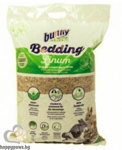 Bunny - Bedding Linum Постеля от лен за гризачи, 12.5 литра