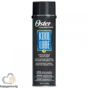 Oster - Kool Lube охлаждащ лубрикант за ножчета, 400 мл.