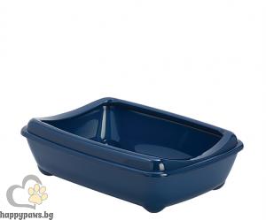 Moderna - Заоблен съд за котешка тоалетна с борд 42 см.