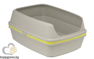 Moderna - Двоен съд за котешка тоалетна със сито Lift to sift 50 см.