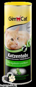 GimCat - Tabs with Algobiotin таблетки за коте с алгобиотин и биотин, 710 бр.