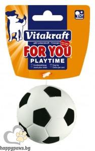 Vitakraft - Кучешки играчки каучукова топка
